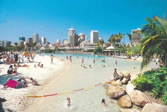 Southbank Beach